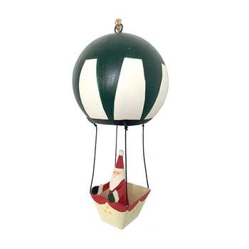 Decorațiune suspendată pentru Crăciun G-Bork Santa in Balloon imagine