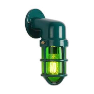 Zelené nástěnné svítidlo Miloo Home Factory