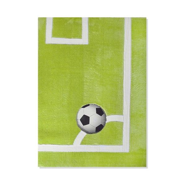 Dětský koberec Mavis Football, 120x180 cm