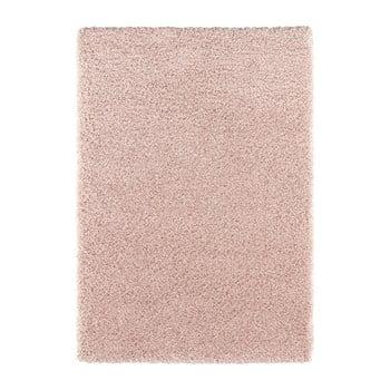 Covor Elle Decor Lovely Talence, 200 x 290 cm, roz deschis