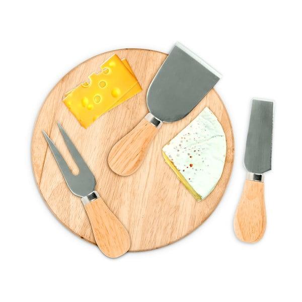 Prkénko na sýry Cheese Please