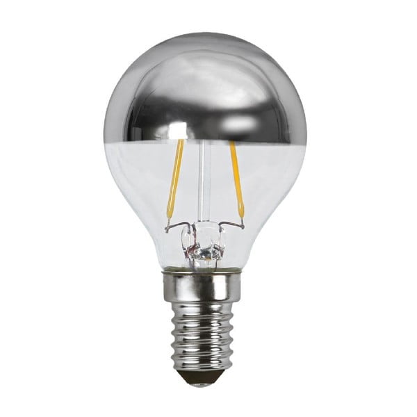 LED žárovka Silver Head, 2700K/140 Lm