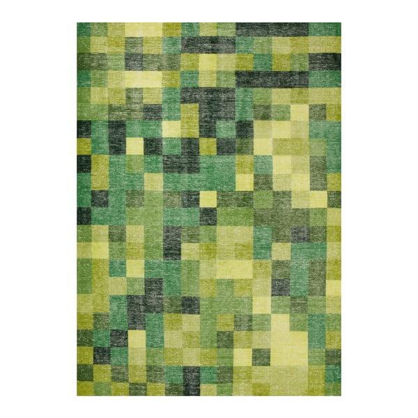 Ručně vázaný vlněný koberec Combination, 170x240cm