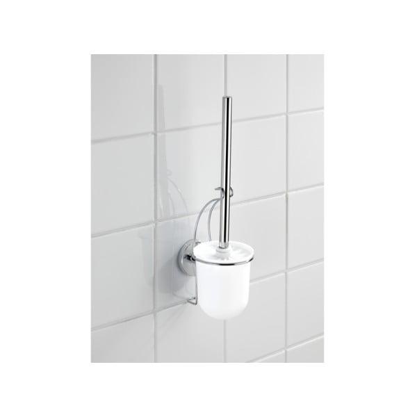 Toaletní kartáč bez nutnosti vrtání Wenko Vacuum-Loc, až33kg