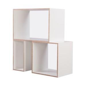 Sada 3 boxů Nørdifra Cubes