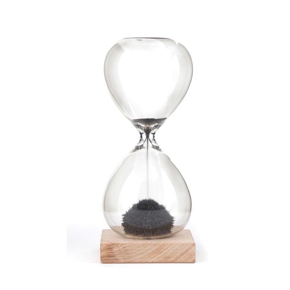 Přesýpací hodiny smagnetickým pískem Kikkerland
