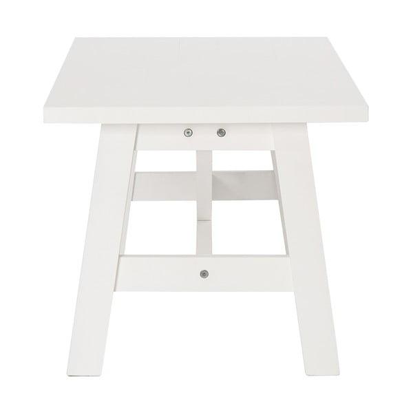 Odkládací stolek Idallia White
