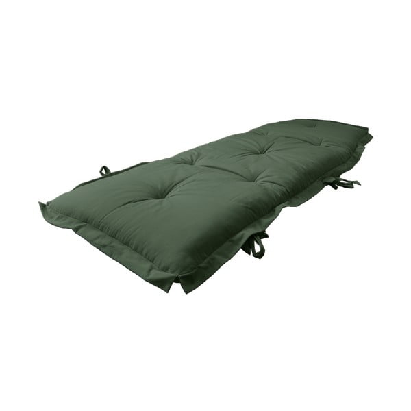 Variabilní futon Karup Design Sit & Sleep Olive Green