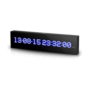Nástěnné LED hodiny s datem Calendar Wall Clock
