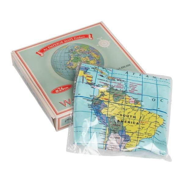 Glob gonflabil Rex London World Map