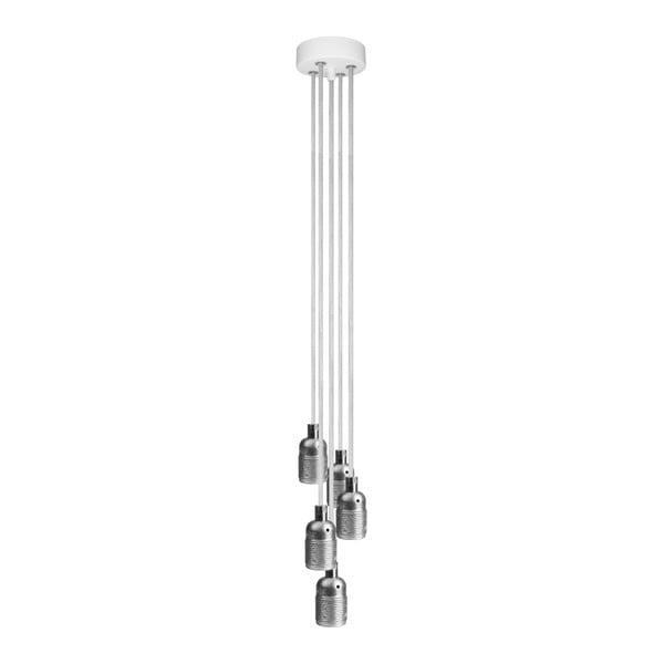Světlo BI s 5 kabely silver/white/white