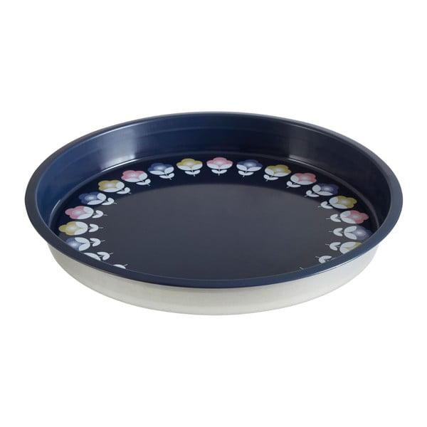Kolorowa taca cynowa Premier Housewares Joni, Ø 33 cm