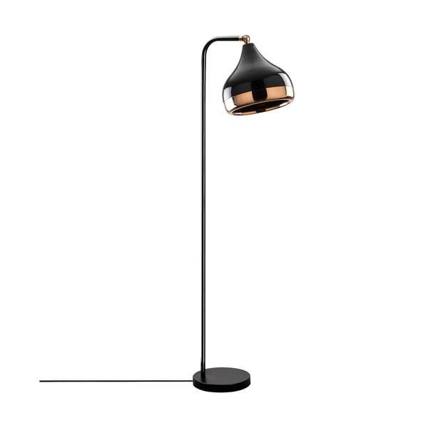 Czarna lampa stojąca Opviq lights Yildo