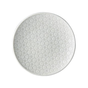 Farfurie din ceramică MIJ Star, ø20 cm, alb imagine