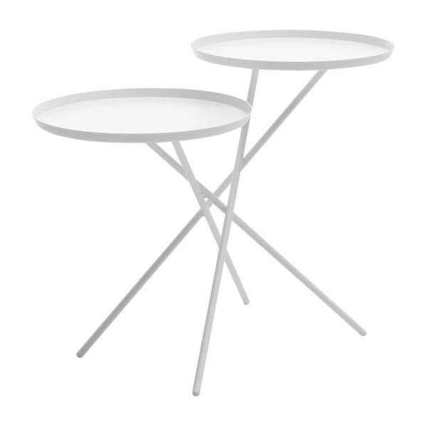 Bílý stolek Softline Monday