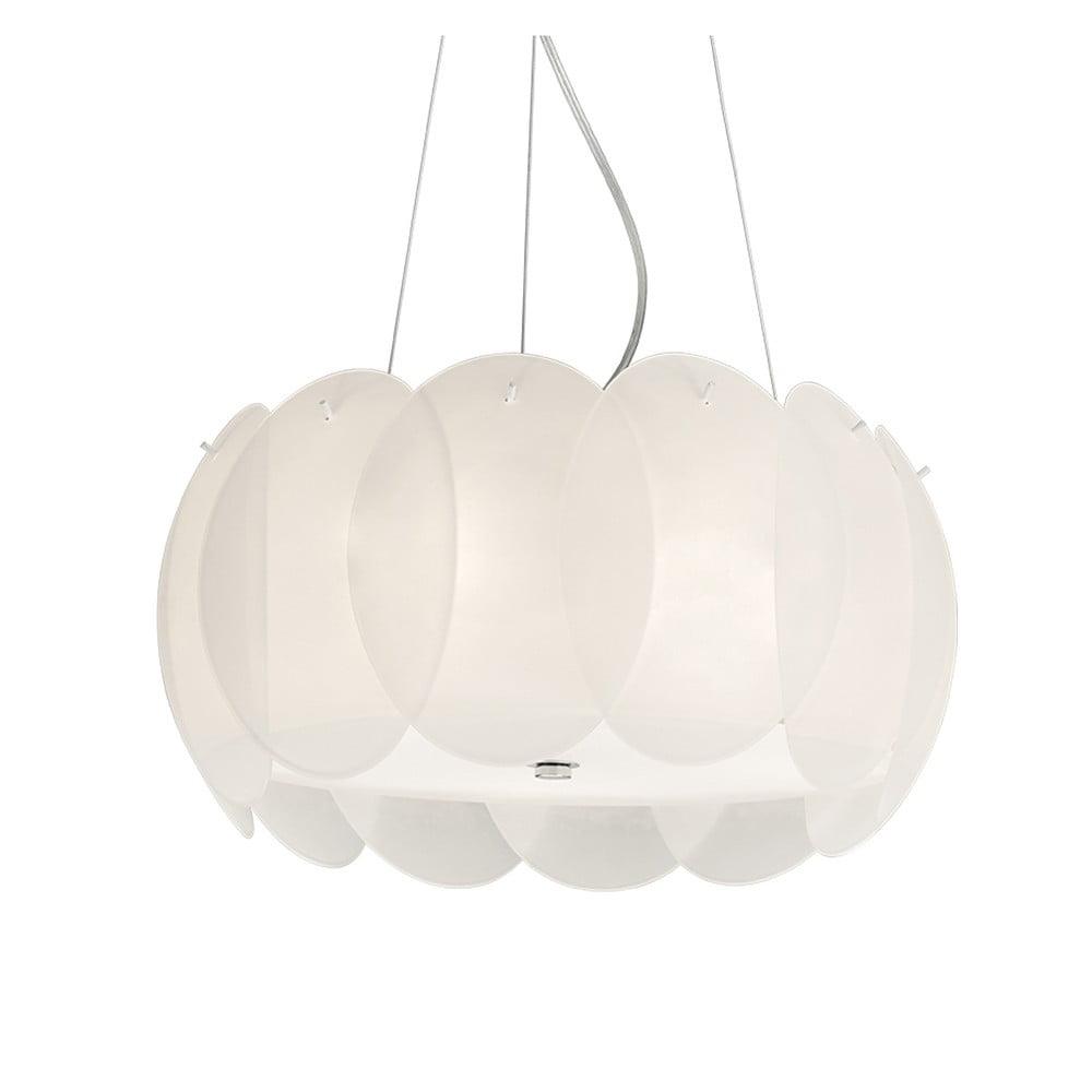 Fotografie Stropní svítidlo Evergreen Lights Leaves White, ⌀ 44 cm