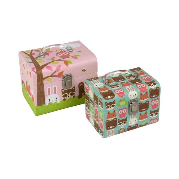 Sada 2 krabiček Critter