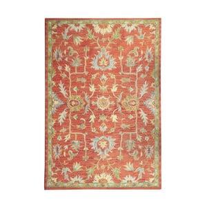 Ručně vyráběný koberec The Rug Republic Panache Rust, 160 x 230 cm