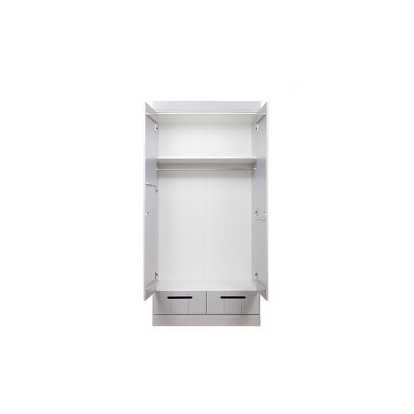 Skříň Strip Concrete Grey, 195x94 cm