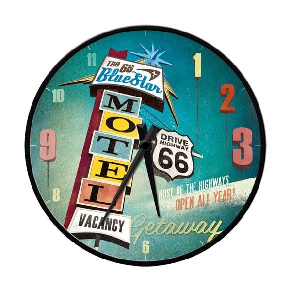 Hodiny Route 66, 31 cm