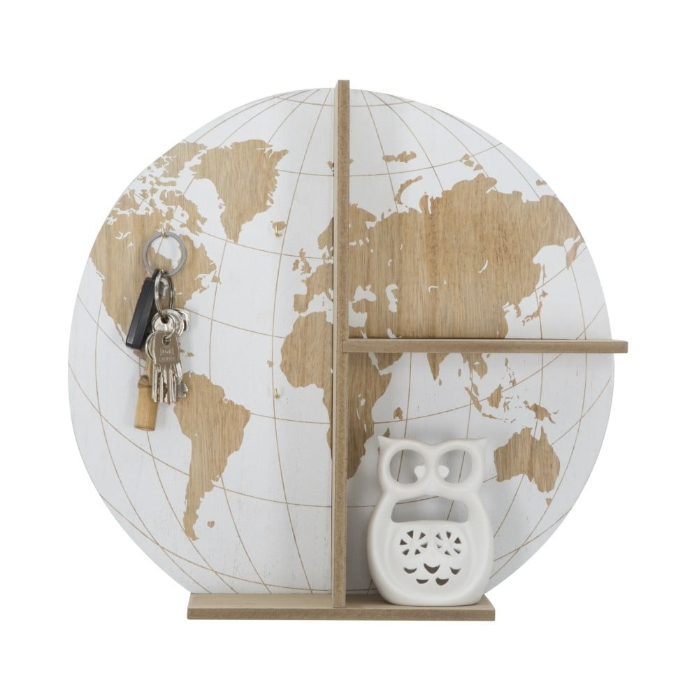 Police mauro ferretti white world globe bonami for Mauro ferretti