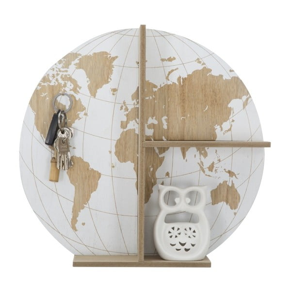 White World Globe polc - Mauro Ferretti
