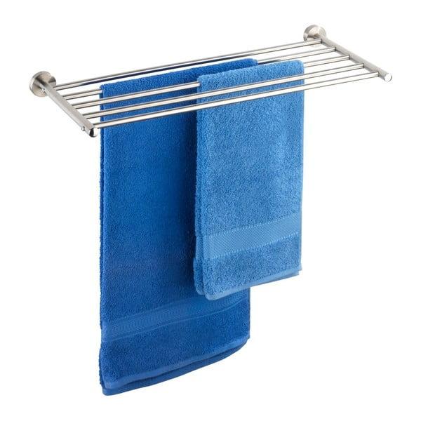 Nástěnný koupelnový držák na ručníky Wenko Faella