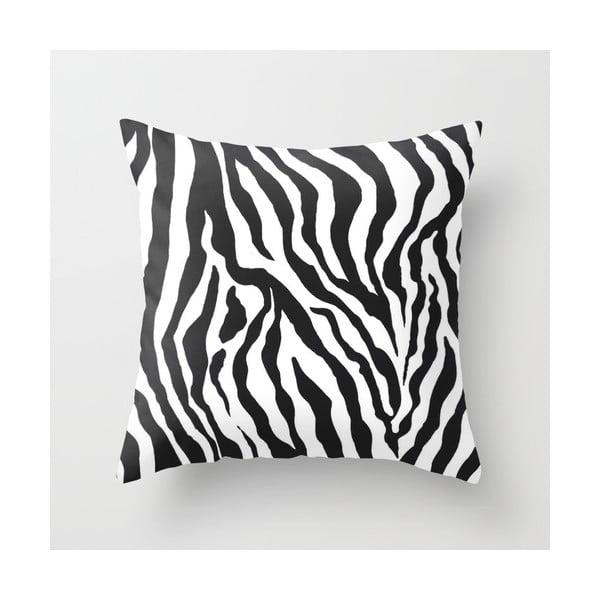 Povlak na polštář Zebra I, 45x45 cm