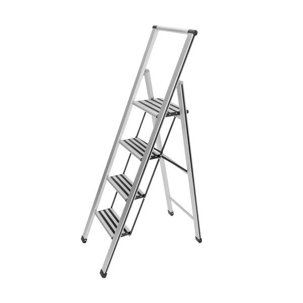 Scără pliantă Wenko Ladder, înălțime 158 cm