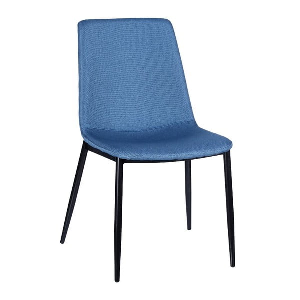Tmavě modrá židle Ixia Simplicity Vintage