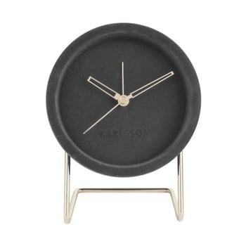 Ceas de masă Karlsson Lush, gri închis de la Karlsson
