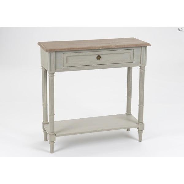 Konzolový stolek Edouard, 80 cm