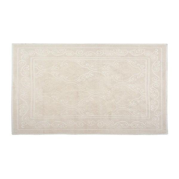 Ramla krémszín pamutszőnyeg, 60 x 90cm - Floorist