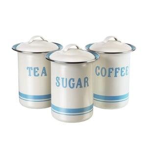 Sada dóz na cukr, kávu a čaj Jamie Oliver