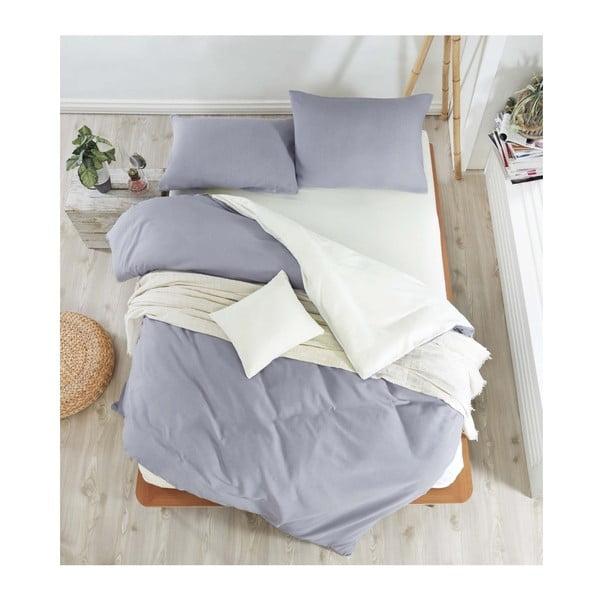 Lenjerie de pat cu cearșaf Permento Para, 200 x 220 cm