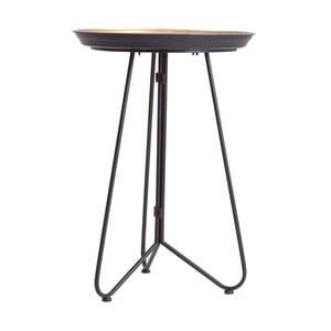Odkládací stolek Last Deco Zeus, ø 41,5 cm