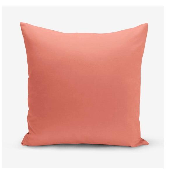Narancssárga párnahuzat, 45 x 45 cm - Minimalist Cushion Covers
