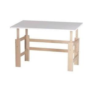 Dětský psací stůl s nastavitelnou výškou Manis-h, 115x65cm