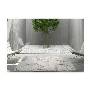 Šedý koberec Universal Sherpa Grey, 140 x 200 cm
