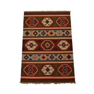 Ručně tkaný koberec Kilim 86, 120x180 cm