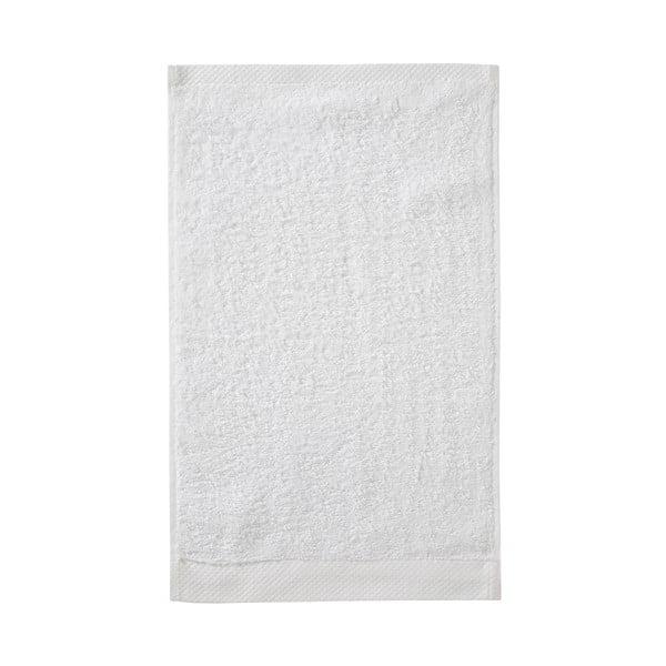 Set 3 ručníků Pure White, 30x50 cm