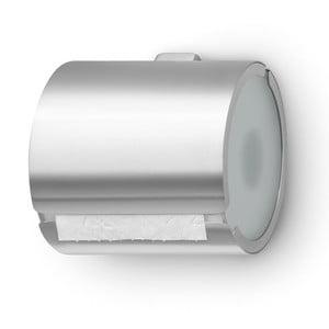 Skleněný držák na toaletní papír TARRO