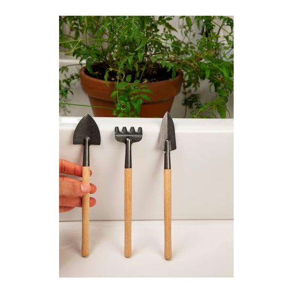 Set mini zahradnického náčiní pro pokojové rostliny Kikkerland Plants