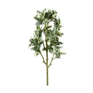 Dekorativní větvička Parlane Holly Leaves,délka60cm