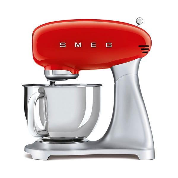 Červený kuchyňský robot SMEG