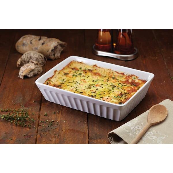 Zapékací miska na lasagne Kitchen Craft Italian, 30x21x6 cm