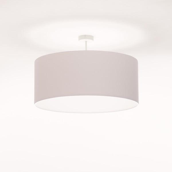 Bílé stropní světlo 4room Artist, Ø 60 cm