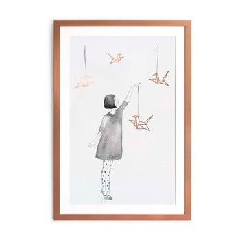 Tablou/poster înrămat Really Nice Things Pajaritas, 40x60cm