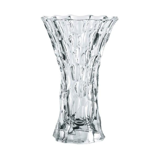 Wazon ze szkła kryształowego Nachtmann Sphere, wys. 24 cm