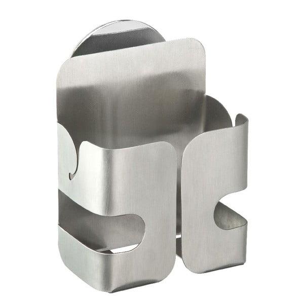 Suport pentru burete din oțel inoxidabil Wenko Turbo-Loc, până la 40 kg